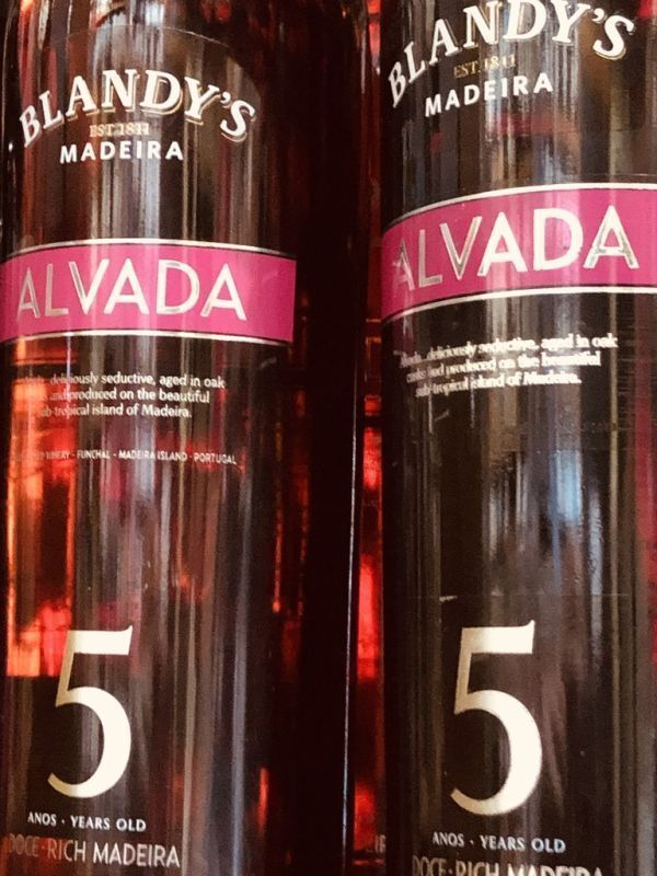 Blandy's Alvada Rich Madeira NV 50cl