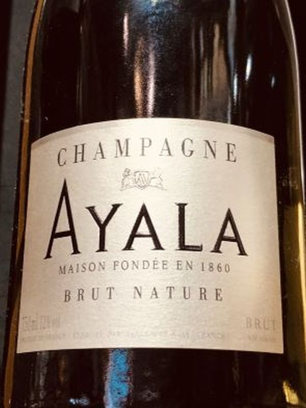 Ayala Brut Nature NV
