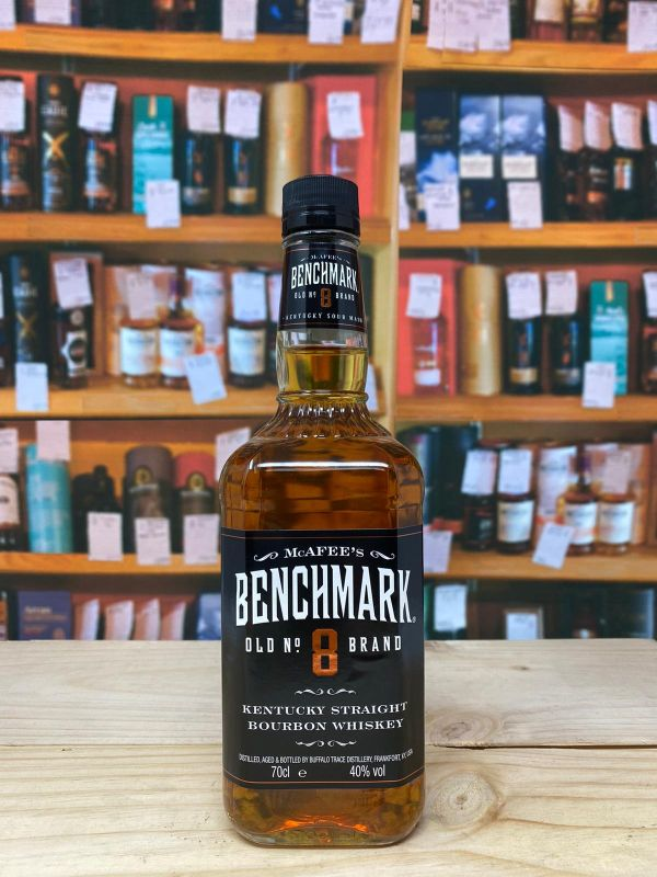 Benchmark Bourbon Whiskey 40% 70cl