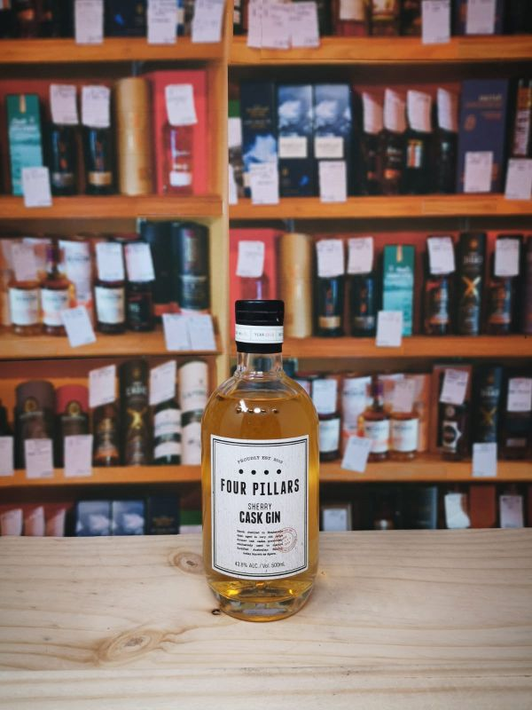Four Pillars Barrel Aged Sherry Cask Gin 43.8% 50cl