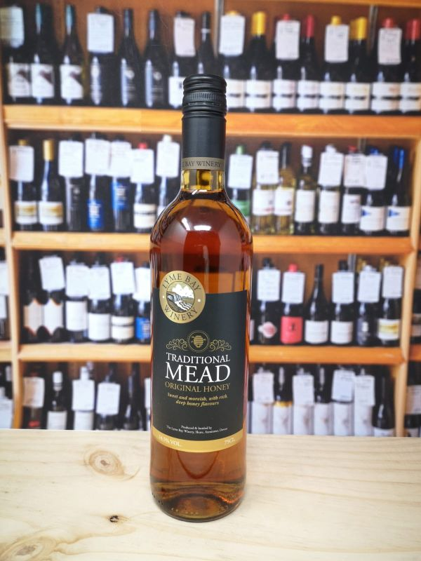 Lyme Bay Traditional Mead 14.5% 75cl