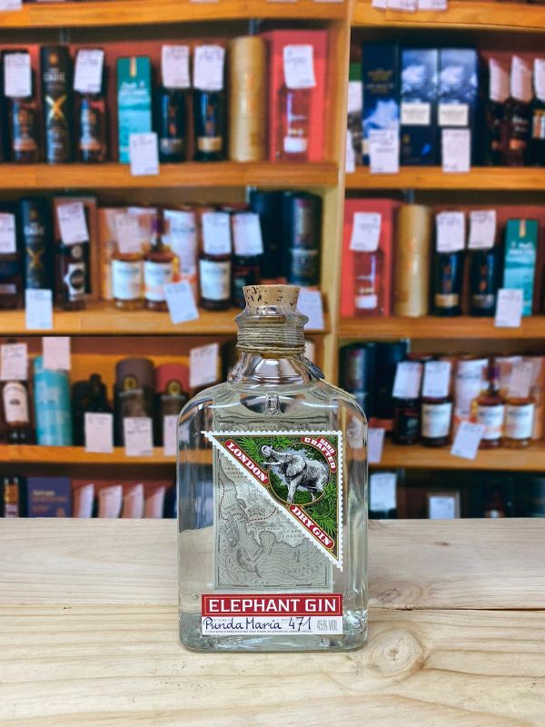 Elephant London Dry Gin 45% 50cl