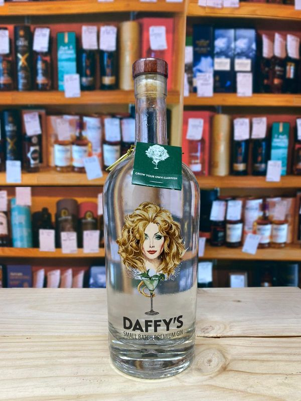 Daffy's Small Batch Gin 43.4% 70cl