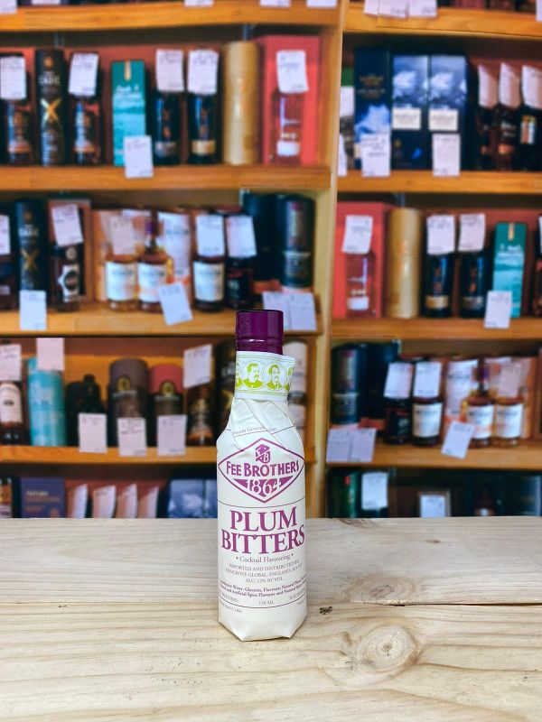 Fee Brothers Plum Bitters 15cl