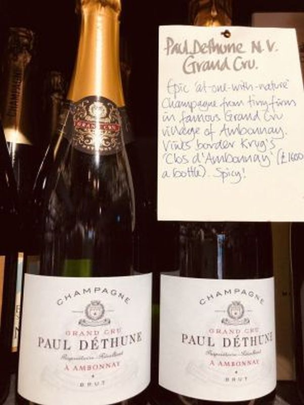 Paul Dethune Ambonnay Grand Cru NV