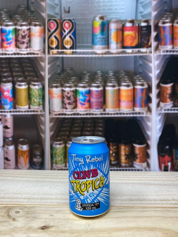Tiny Rebel Clwb Tropicana 5.5% 33cl Can