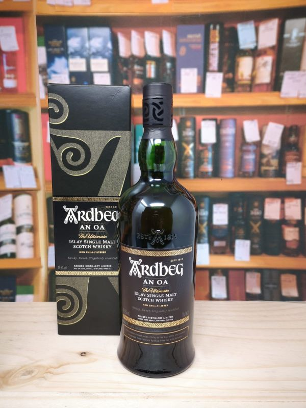 Ardbeg An Oa Islay Single Malt Scotch Whisky 46.6% 70cl