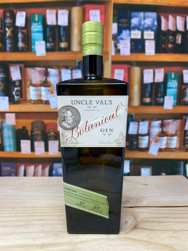 Uncle Vals American Dry Gin 45% 70cl