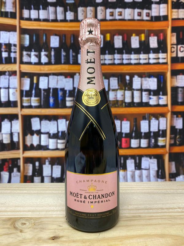 Moet & Chandon Imperial Rosé Nv 75cl