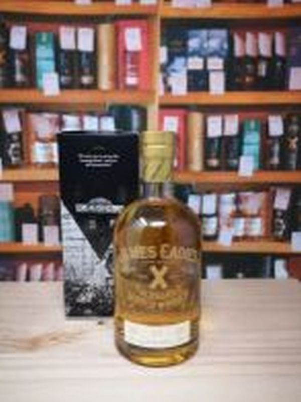 James Eadie Trade Mark X First Edition Blended Scotch Whisky 45.6% 70c