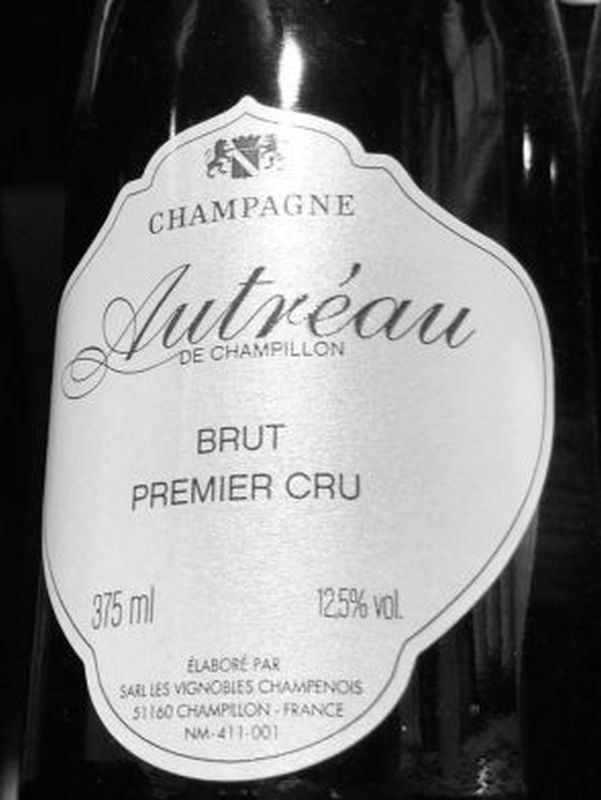 Autreau de Champillon Premier Cru NV 37.5cl Half Bottle