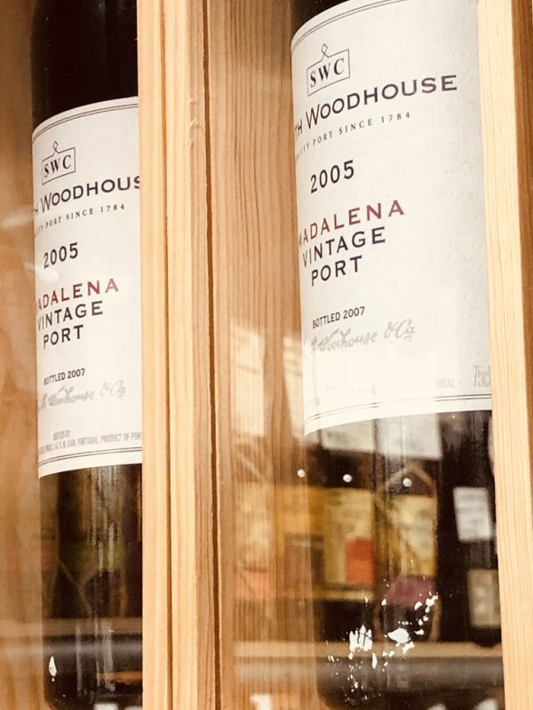 Smith Woodhouse 2005 Madalena Vintage Port