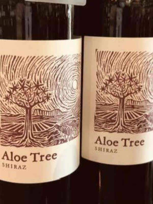 Aloe Tree Shiraz 2018 Robertson, Western Cape