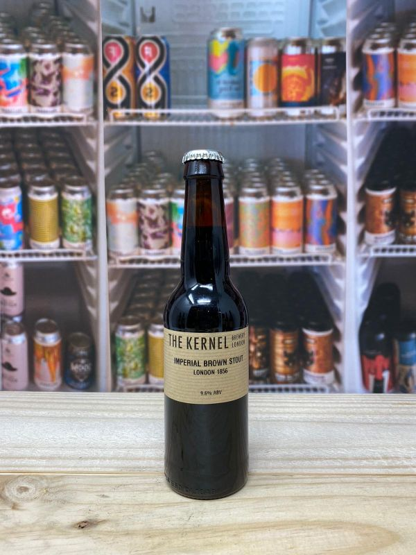 The Kernel Brewery Imperial Brown Stout 9.6% 33cl Bottle