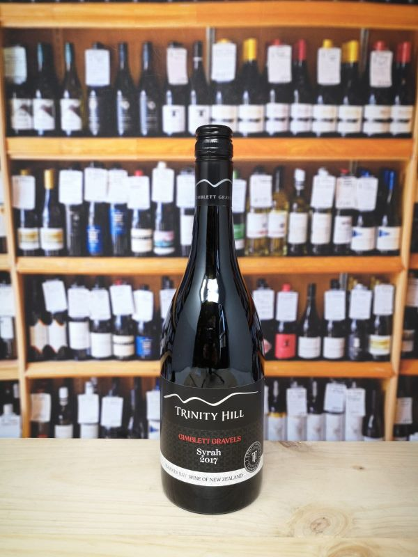 Trinity Hill Black Label Syrah 2017 Gimblett Gravels
