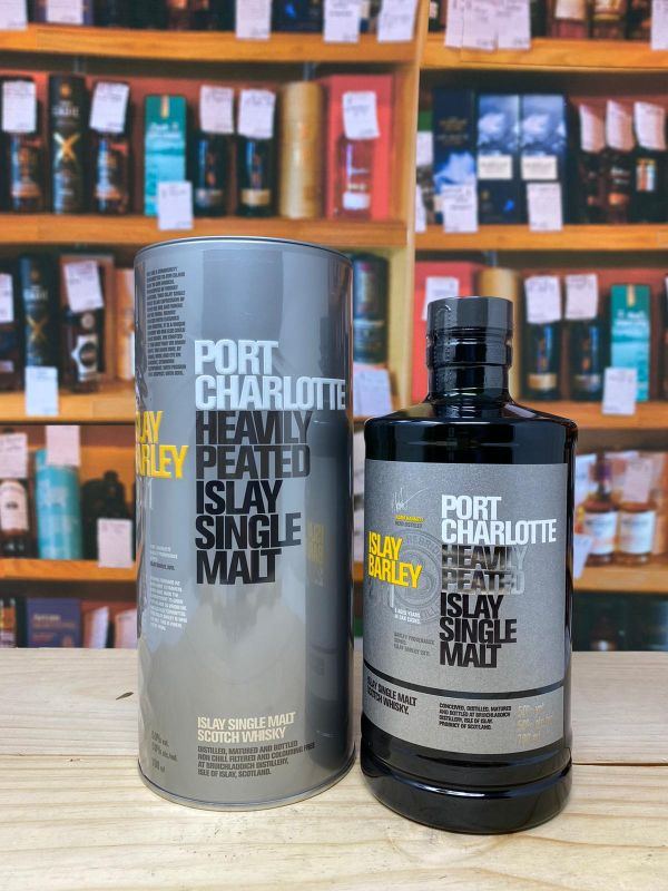 Port Charlotte Islay Barley 2012 Heavily Peated 50% 70cl