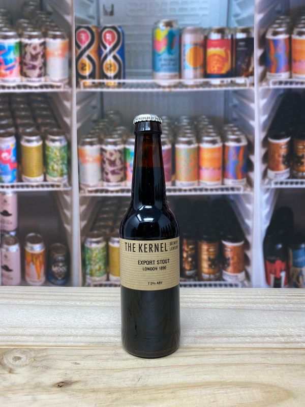 The Kernel Brewery Export Stout 7.5% 33cl Bottle