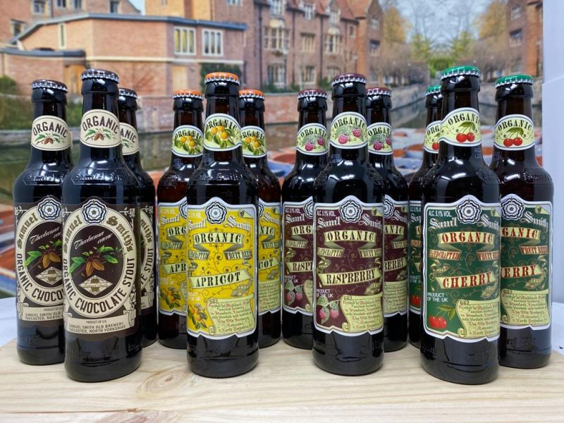 Samuel Smith Organic Beer Deal - Save 20%