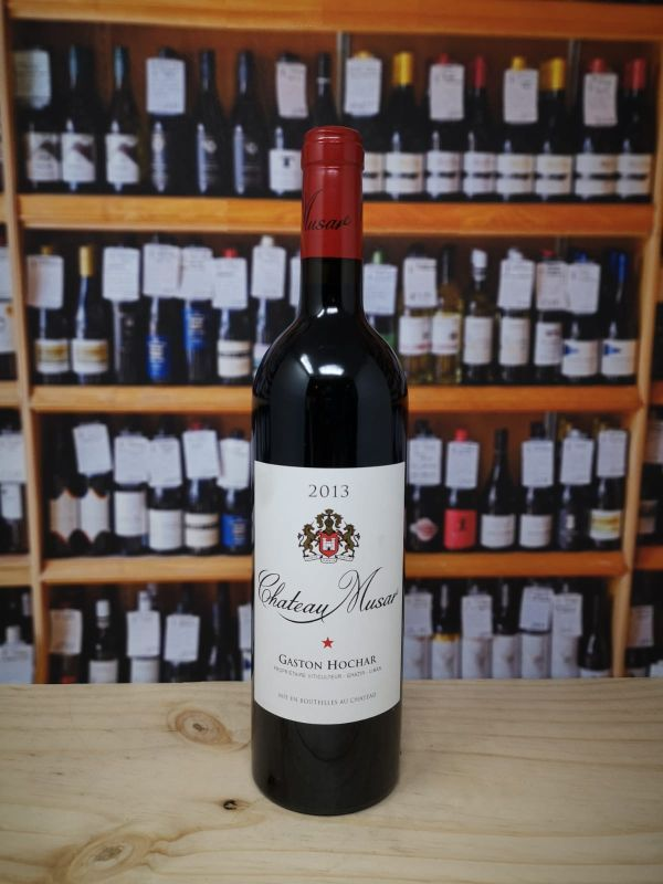 Ch. Musar Red 2013