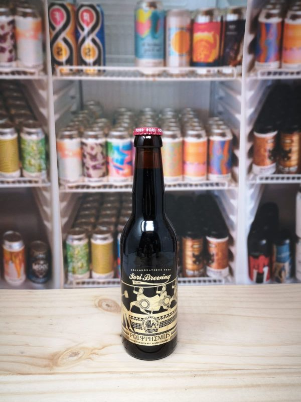 Seven Islands BA Polyphemus Imperial Stout 14.0% 33cl Bottle