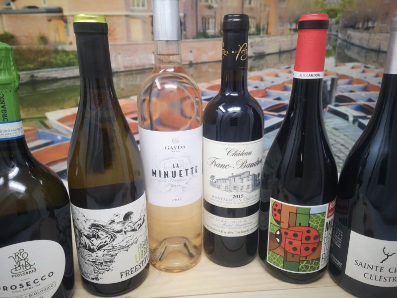 Six Organic Wines you'll love for their quality and save 15%