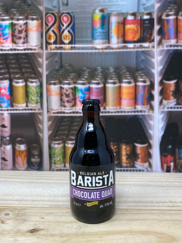 Kasteel Barista Chocolate Quad 33cl Bottle
