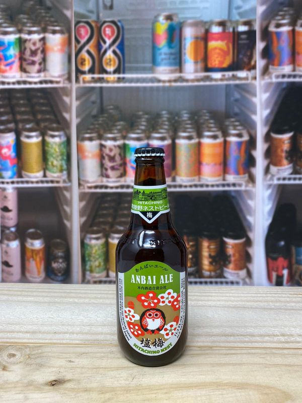 Hitachino Nest Anbai Ale 7.5% 33cl Bottle