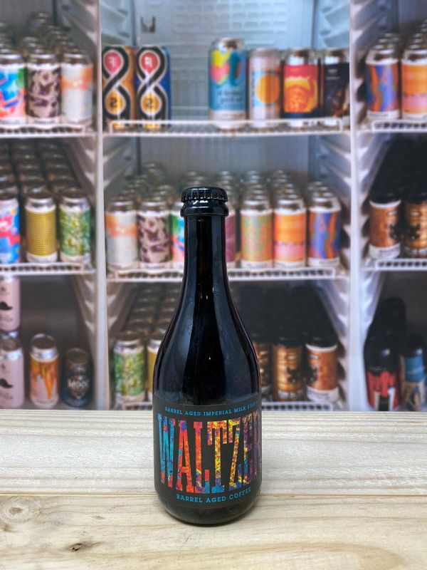 Siren Waltzer Imperial Stout 13.5% 37.5cl Bottle