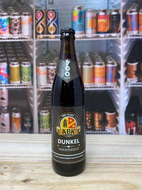ABK Dunkel 5.0% 50cl Bottle