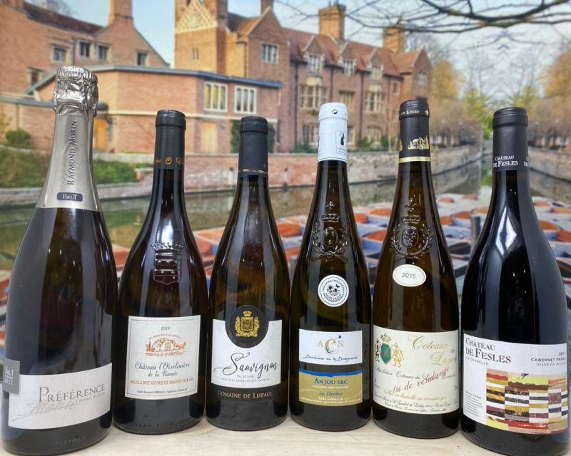 Loire Valley Wines Perfect Six