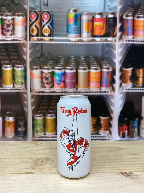 Tiny Rebel Shimmy Shimmy NEIPA 6.9% 44cl Can
