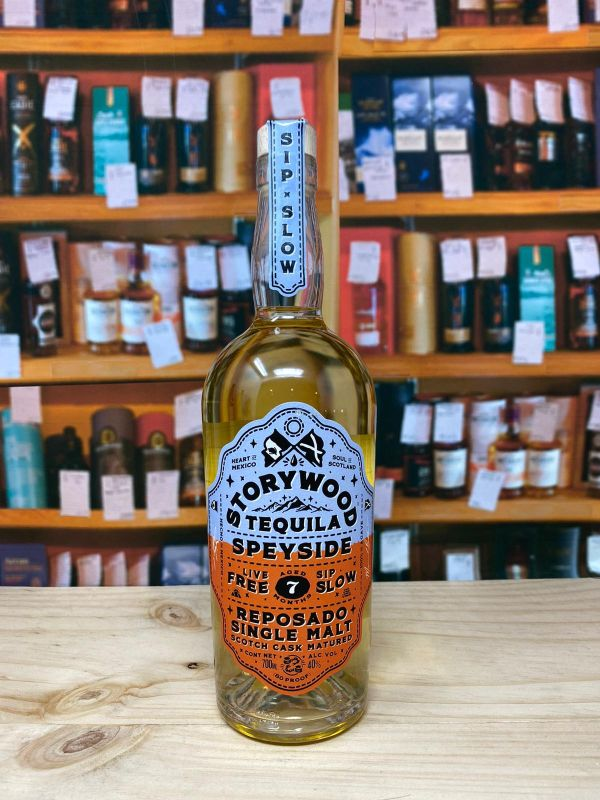 Storywood Tequila Sherry 7 Reposado Olorosso Cask Matured 53% 70cl