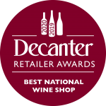 Decanter Retailer Awards 2020 Best National Wine Shop