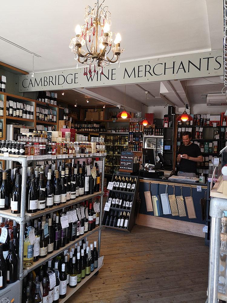 Cambridge Wine - KP