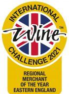 International Wine Challenge - Regional winner