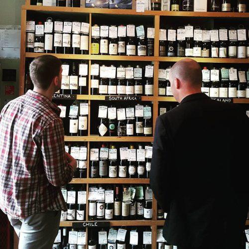 Wine Advisers