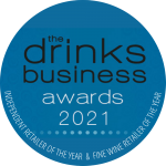 Drinks Business Award Badge