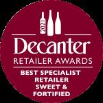 Fortified & Sweet wines award
